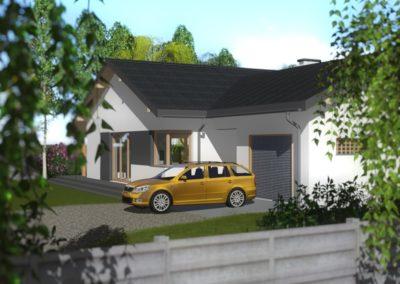 Dom jednorodzinny w milejowicach