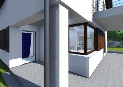 Projekt domu jednorodzinnego
